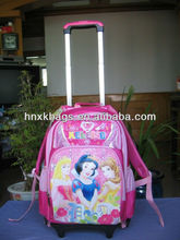 detachable trolley school bags