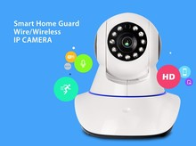 2P 720P 960P HD Surveillance connect wifi camera to pc P/T Micro TF Card Free IOS & Android APP