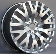 KM aluminum alloy wheel for car /wheel rim 5x100