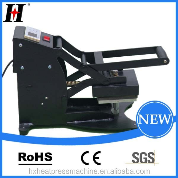HengXing QX-A9 mini heat transfer press heat seal label press