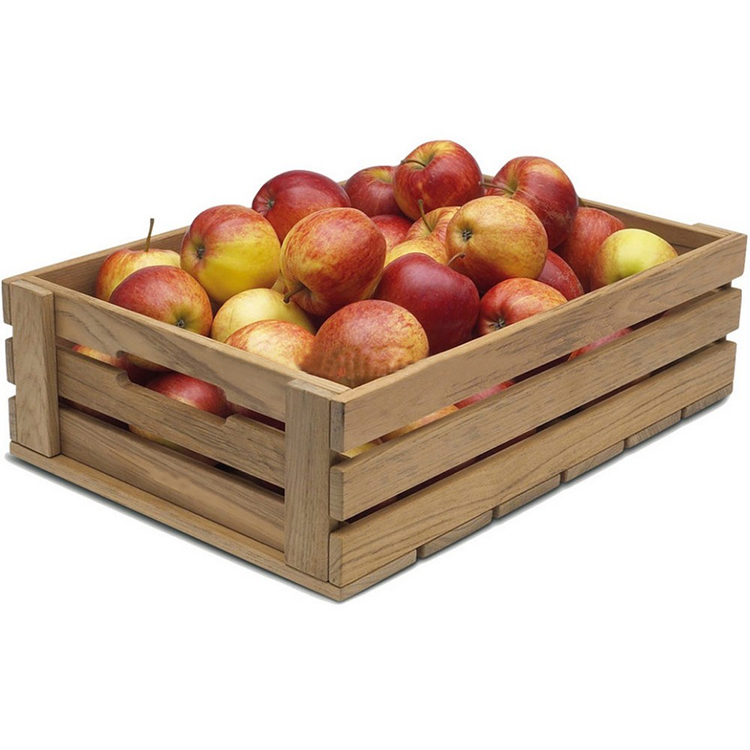 Slat Wood Fruit Storage Crate,Wood Vegetable Crates For Sale