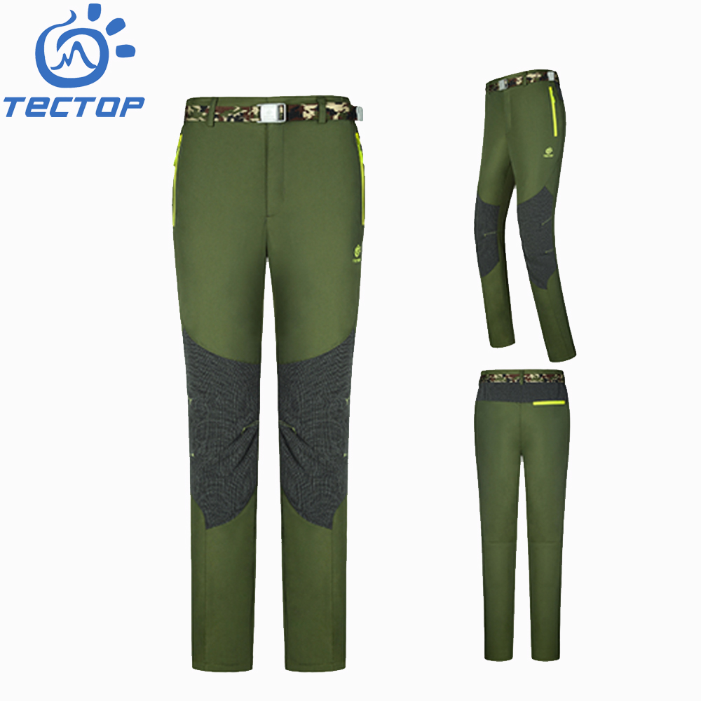 Winter Breathable Men's Wear Outdoor Hiking Hunting Pants