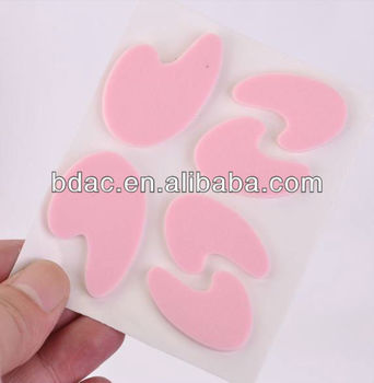 pink latex Corn removers/Hammer toe protective patch