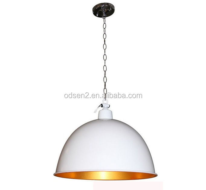 Aluminum lighting e27 pendant lamp
