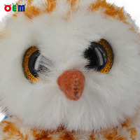 OEM Owl stuffed toy Big Eyed Plush Toys plush giant animal toys