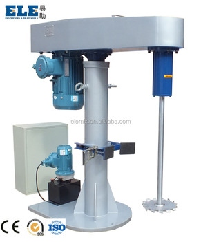 Top China pigment high speed mixer