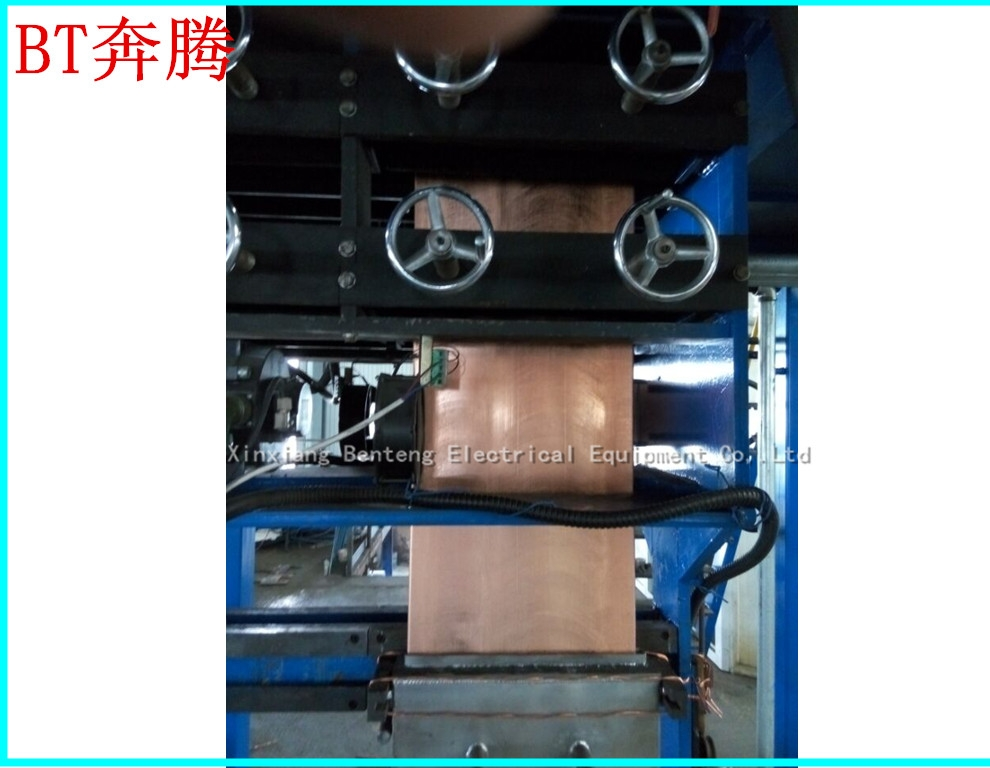 continuous copper billets casting machines