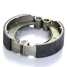Best quality 3wheel motorcycle of brake shoes