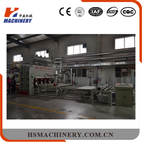 Popular Wood based mdf board production line