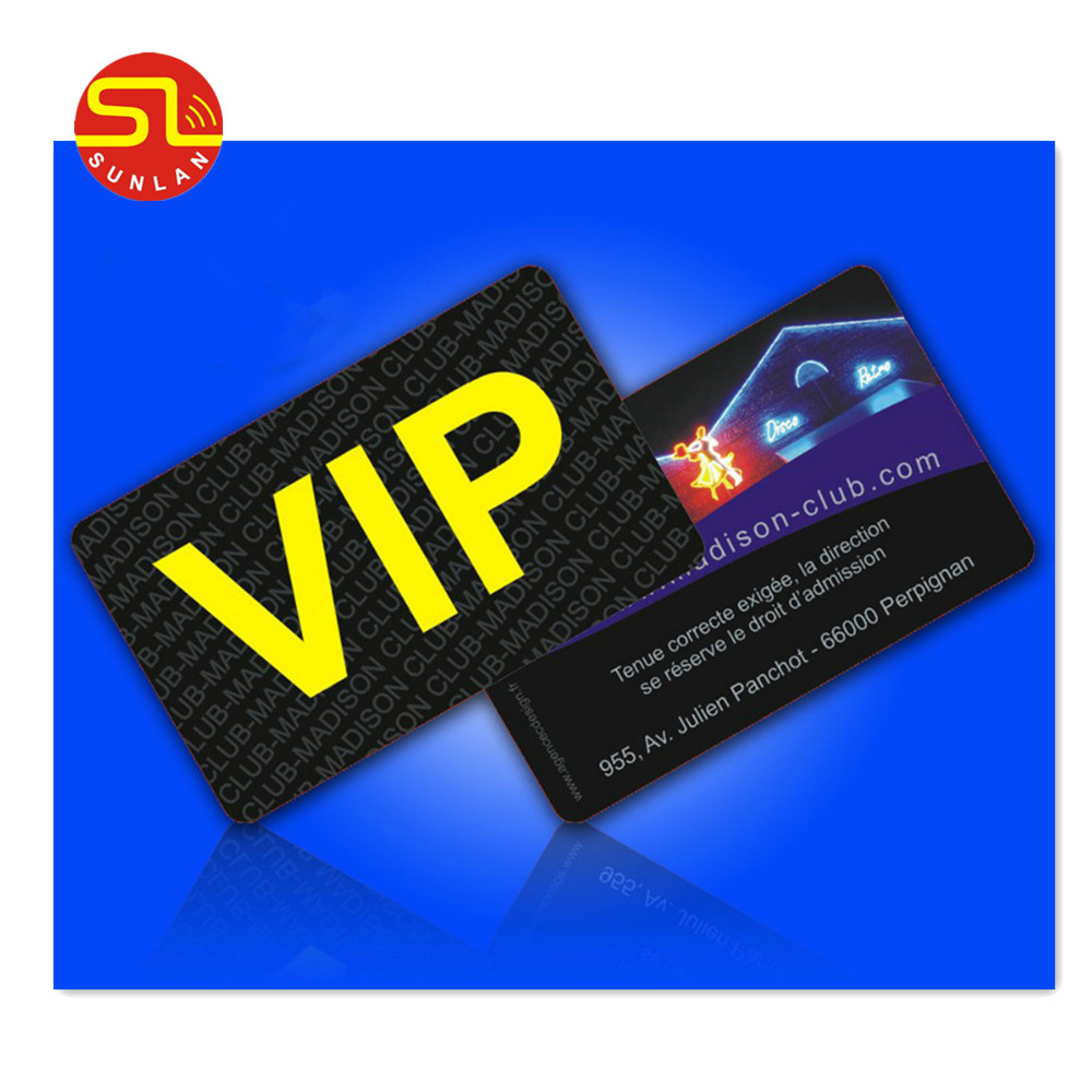 New design high quality plastic psn gift card