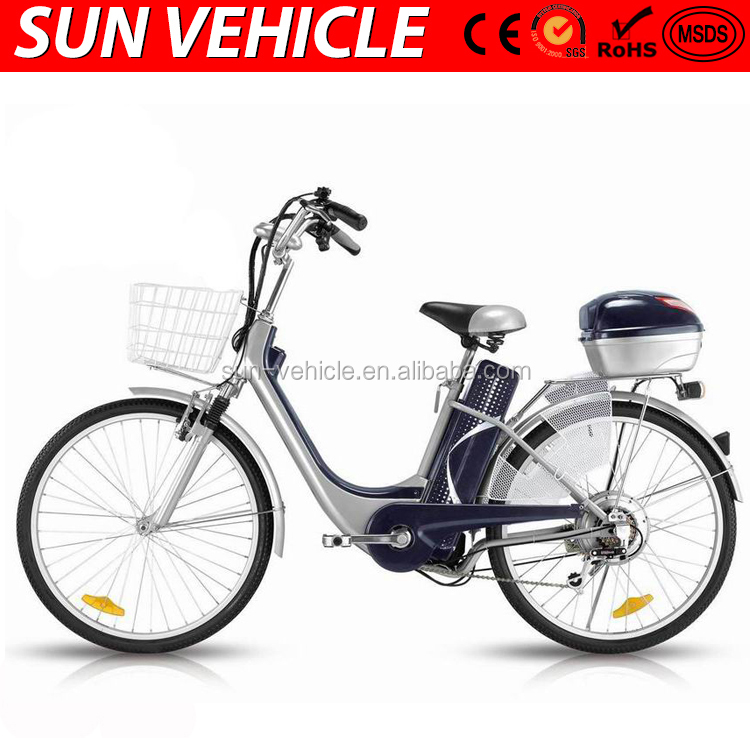 2 wheel bikes electric motor power 36V 250W