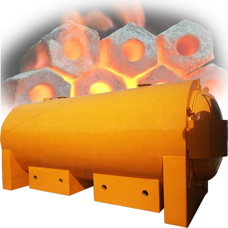 shuliy Factory Biomass wood charcoal hydrothermal carbonization furnace