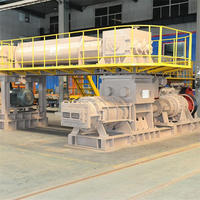 The brick and tile industry Coal mine brick equipment