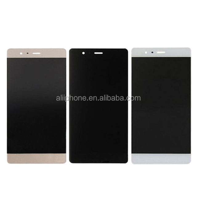Promotion!!! Grade AAA mobile phone LCD display for Huawei P9 plus LCD touchpad
