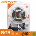 5050 RGB LED strip light blister packaging