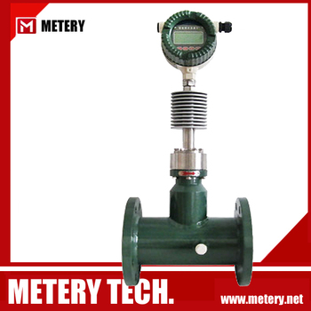 Bitumen Heat Jacket Target Flow Meter MT100TF