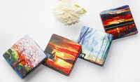 2015 hot sales scenery painting tourist souvenirs,MB252