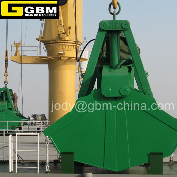 Crane grab bucket Hot sale