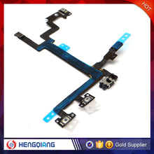 Wholesale original power button ON OFF flex cable for iphone 5c