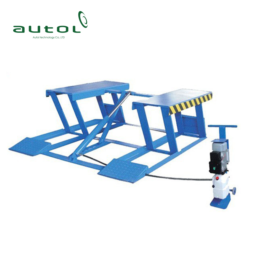 Tilting mini lift 2500 car lifting machine 280 high quality scissor lifts for sale 280