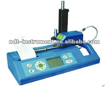 Digital portable surface roughness gauge SRT-1000A