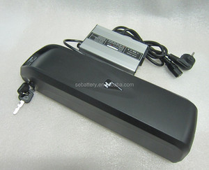 Shark lithium ion battery pack 48V 17.5Ah Electric Bike Hailong battery with USB fit for 1000W Bafang motor kit