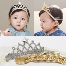 lovely crown 2017 hot sale stock baby party l headdress
