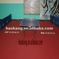PVC Sports Plastic Flooring ,Table Tennis Use