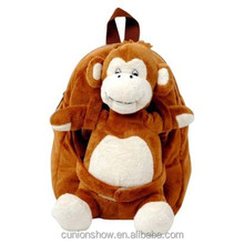 ICTI and Sedex Audit children design monkey backpack