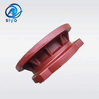 pump housing front part and Sand casting Motor Housing