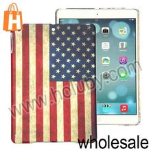 for iPad Air/iPad 5 USA Flag Pattern Hard PC Case
