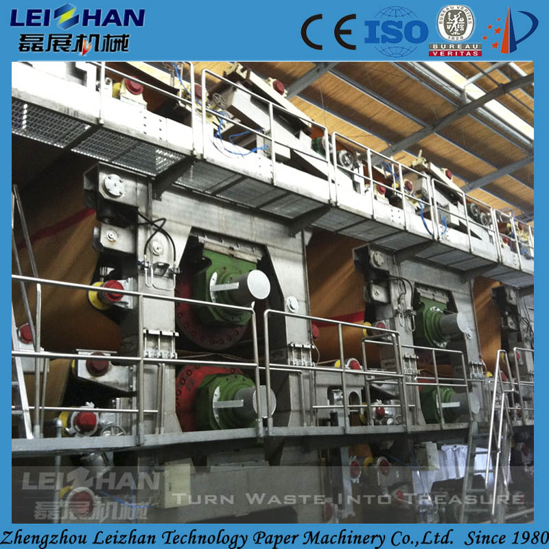 Waste newspaper a4 recycling machinefor whole a4 paper production line