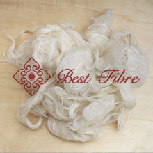 high quality mercerized washed wool for sale with excellent luster carded hair