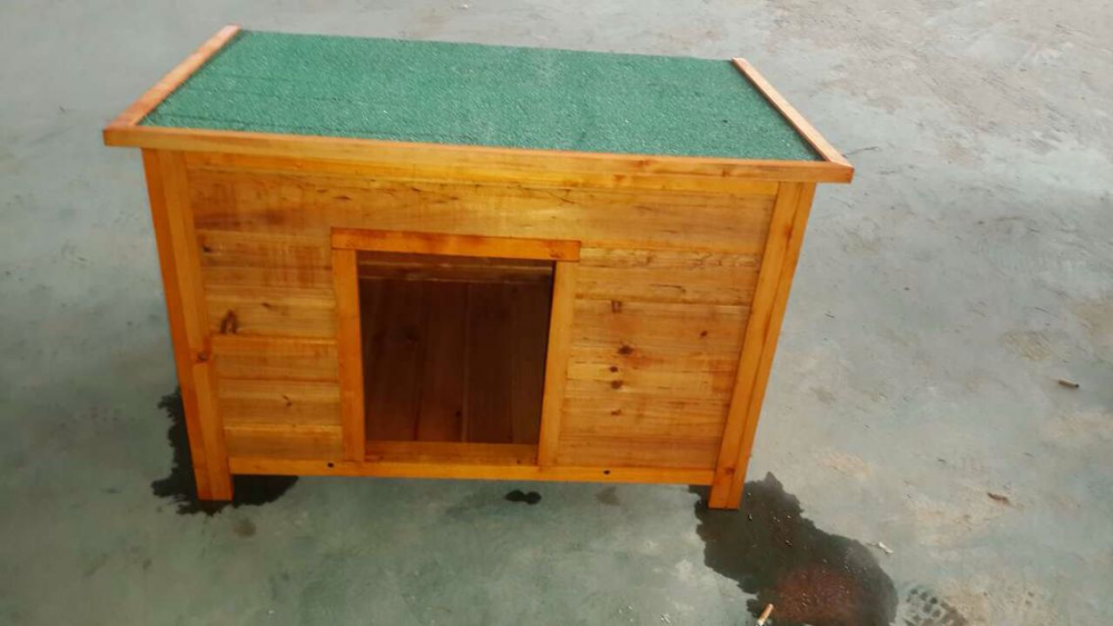Hot sale manufacture wooden cheap dog cage for sale