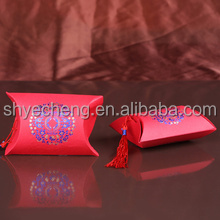 fashion cheap wholesales wedding paper candy box manufacturer