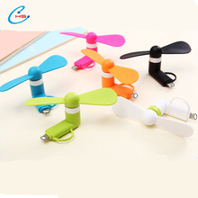 Portable Mobile Phone mini usb fan for iphone for android mobile phones