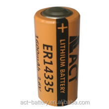 xeno xl-055f replacement battery 3.6v 2/3aa er14335