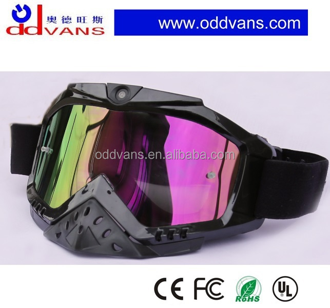 factory 1080P video camera goggles skiing
