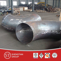 steel bend pipe iron fitting