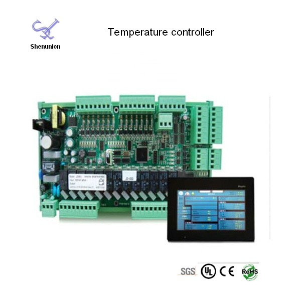 electric control panel air conditioner temperature controller