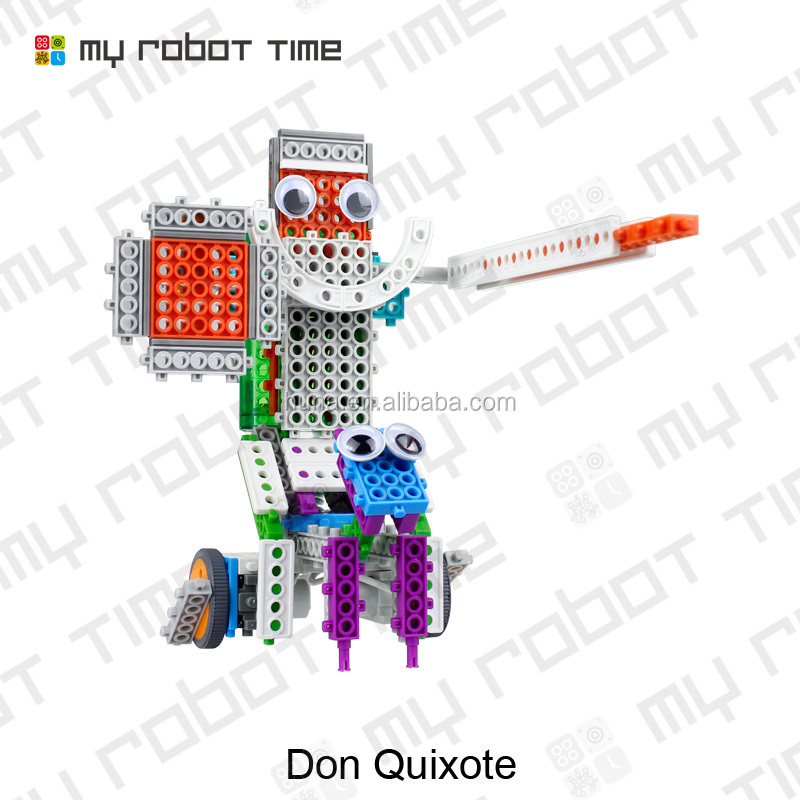 My Robot Time Exciting fighting robot toy for teaching tools