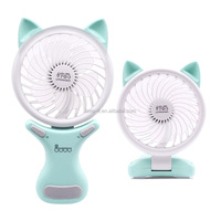 Wholesale strong wind air cooler,cute design mini electric hand fan,mini battery operated fan for kids
