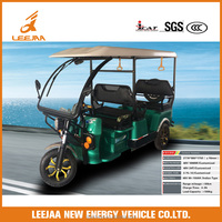 I CAT approval new model 2017 electric rickshaw battery operated electric tricycle for passenger e rickshaw hot selling in india