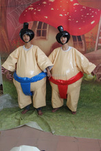 HI inflatable Sumo mascot costume funny human people costume for sale