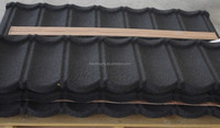 Hot Sale In Africa Stone Coated Metal Roof Tile Shake high quality Roofing Sheet cheap price