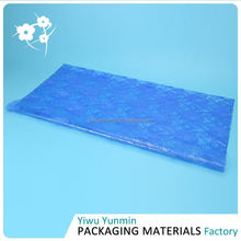 Best seller comfortable design Crystal Fiberglass feather perforated flower packing paper