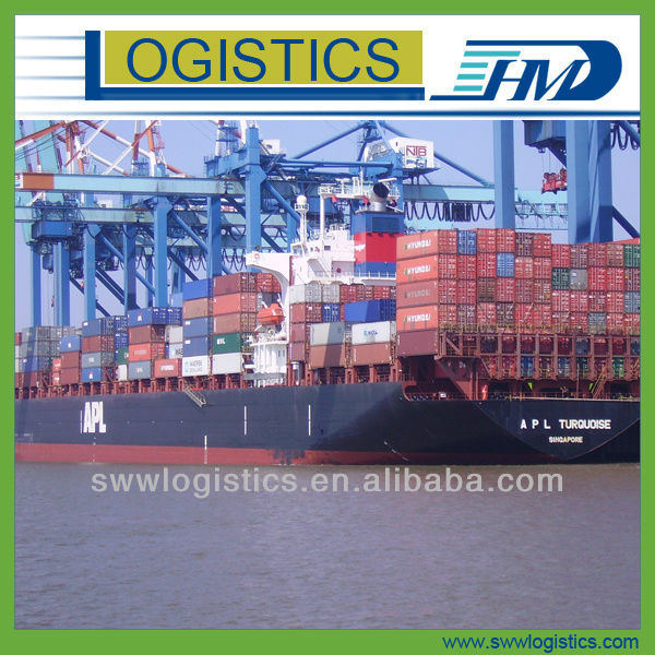 Fast service Ocean freight ship from China to Hamburg Bremen Germany