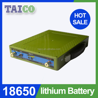 Small Rechargeable 12v Battery 50Ah 2000Cycles Li-ion Battery Pack