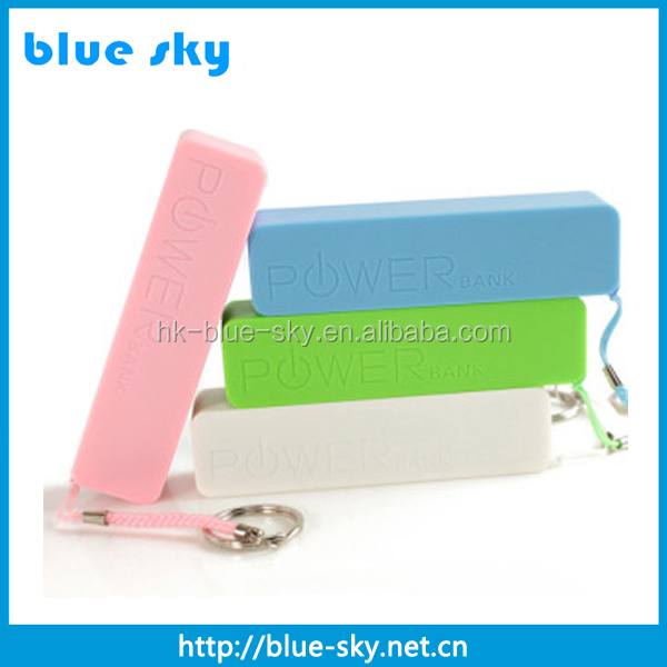 Factory price high quality innovative power bank1800mah