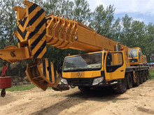 Truck Mounted Crane Tadano 200 Ton Japanese Used Truck Crane For Sale